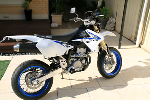 Wanted: DRZ 400 SM