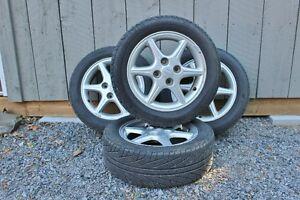 Michelin HydroEgdge Tires