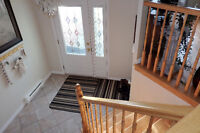 NEW PRICE! FAMILY HOME IN MONCTON NORTH! PRIVATE YARD