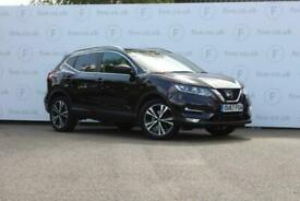 image for 2017 Nissan Qashqai 1.2 DiG-T N-Connecta [Glass Roof Pack] 5dr SUV Petrol Manual