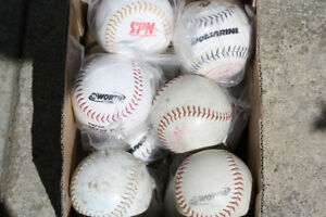 BRAND NEW WORTH SLOW PITCH BALLS