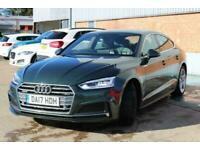 2017 Audi A5 2.0 TDI S line Sportback S Tronic quattro (s/s) 5dr Hatchback Diese