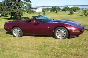1993 40th Anniversary Corvette West Island Greater Montréal image 1