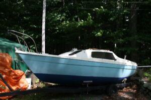 Sailboat Sandpiper 565