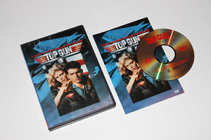 DVD-TOP GUN-FILM/MOVIE (C021)