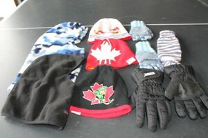 WINTER HATS/MITTS