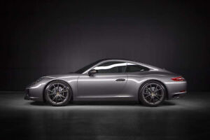 2017 Porsche 911 Carerra S with Sport Chrono