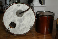 Leedy Ludwig Bass Drum 24p