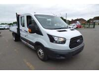 New Ford Transit Double Cab Dropside L3 *Finance Available*