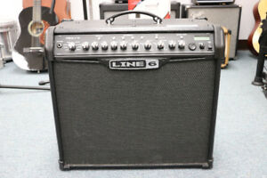 **ROCK OUT** Line 6 Spider IV 75 Guitar Amp w/ Patch Pedal-15834