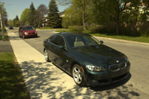 2008 BMW 328i Coupe Manual