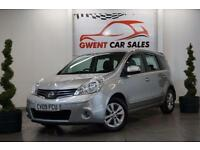 2009 09 NISSAN NOTE 1.4 ACENTA 5D 88 BHP