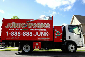 Full Service Junk Removal Franchise Opportunity