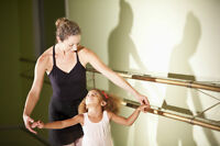 Ballet Instructor for Fall 2015 School Year