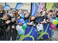 Massage Support at Swansea Half Marathon