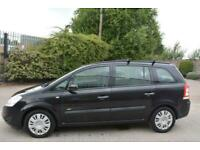 VAUXHALL ZAFIRA LIFE 1.6 7 SEATER*LOW MILEAGE*ONLY 53,000 MILES*12 MONTHS MOT*