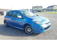 2011 11 Renault Clio 1.6 VVT Gordini 3 DOOR MANUAL PETROL