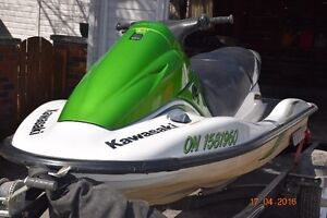 Kawasaki STX-R 1200 Jet Ski (with Trailer)