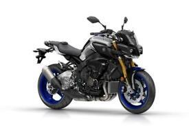 Yamaha MT-10 SP ,Ohlins Electronic suspension, 2.9% APR FREE Datatool Tracker