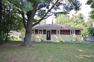 Renovated home for rent in Innisfil
