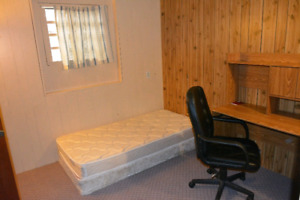 Private furnished room a few mins walk to Joyce Skytrain