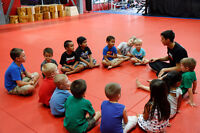 Martial Arts & Fitness March Camp - Mon, Mar. 13th-17th, 2017
