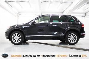 Volkswagen Touareg V6 Sportline + GPS + Caméra + Toit 2016