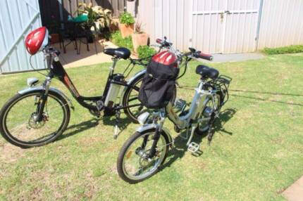 Electric Bikes Men's and Women's as new. Dubbo 2830 Dubbo Area Preview