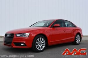 2014 Audi A4 2.0T QUATTRO ONE OWNER