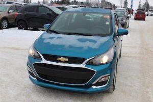 2019 Chevrolet Spark 1LT|CVT|R/Camera|B/T|SiriusXM Radio