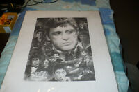 al pacino matted poster