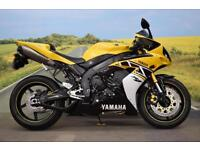 Yamaha YZF-R1 **Seat Cowl, Tank Pad, Paddock Bobbins**
