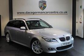 2010 59 BMW 5 SERIES 3.0 525D M SPORT BUSINESS EDITION TOURING 5DR AUTO 195 BHP