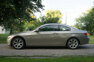 2009 BMW 3-Series XI Coupe (2 door)