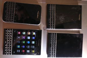 FOR SALE/TRADE: 5 for 1 Blackberry Deal