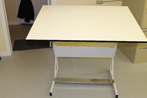 DRAFTING TABLE - FULLY ADJUSTABLE