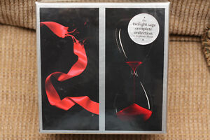 The Twilight Saga Complete Collection (includes bonus novel) NEW Cambridge Kitchener Area image 2