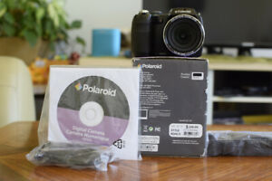 Polaroid 16MP 21X Zoom Bridge Camera
