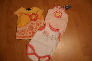 Vêtements 0-3 mois pour bébé fille