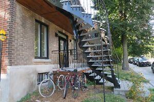 Rosemont, rue des Érables, à deux pas de Laurier et Masson