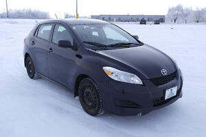 2010 Toyota Matrix Hatchback only $7,498!!!