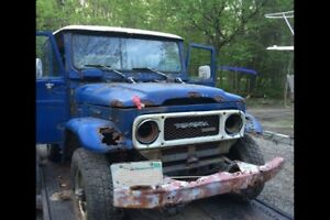Looking for Toyota Land Cruiser FJ40 BJ40