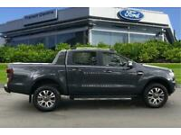 2018 Ford Ranger Pick Up Double Cab Wildtrak 3.2 TDCi 200 Auto Pick Up Diesel Au