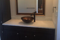 Quartz Kitchen and Vanity Sale!!