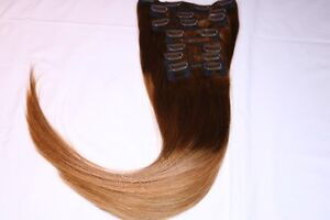 Real Human Remy Hair - Ombré Blonde