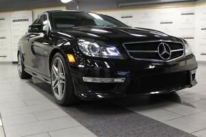 2013 Mercedes-Benz C63 AMG Coupe