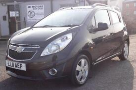 2011 (11) Chevrolet Spark 1.2 LT Black - Low Mileage