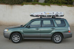 2006 Subaru Forester 2.5 X with All Weather Tires - $6000 (North