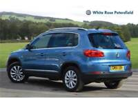 2014 Volkswagen Tiguan Match 2.0 TDI BMT 140PS 4MOTION 7-speed DSG 5 Door Diesel