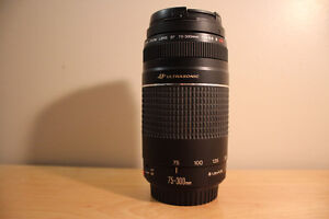 Canon 75-300mm f/4-5.6 EF Zoom Lens